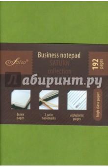 "Бизнес-блокнот In Folio ""Saturn"" (pistacio) (1038)"
