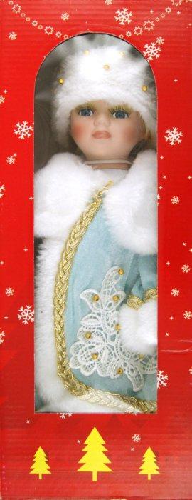 """Иллюстрация 1 из 13 для Кукла декоративная """"Снегурочка"""" 30 см (20907)   Лабиринт - сувениры. Источник: Лабиринт"""