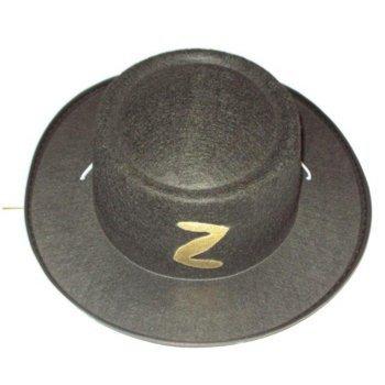 Как сделать шляпу зорро из картона своими