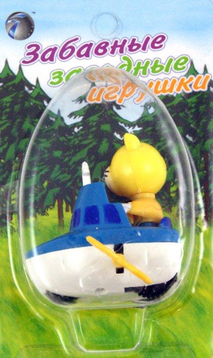 """Иллюстрация 1 из 9 для Катер """"Забавные заводные игрушки"""", ассортимент (526-79А)   Лабиринт - игрушки. Источник: Лабиринт"""