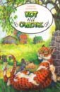Обложка книги Кот на счастье