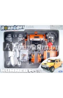 """Трансформер """"RoadBot-Машина"""" 1:24 в коробке (53090)"""