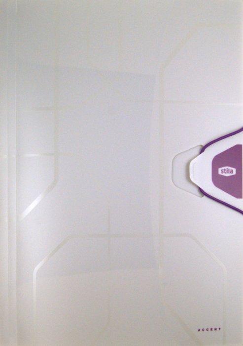 Иллюстрация 1 из 5 для Папка на резинке А4, фиолетовая резинка (80383) | Лабиринт - канцтовы. Источник: Лабиринт