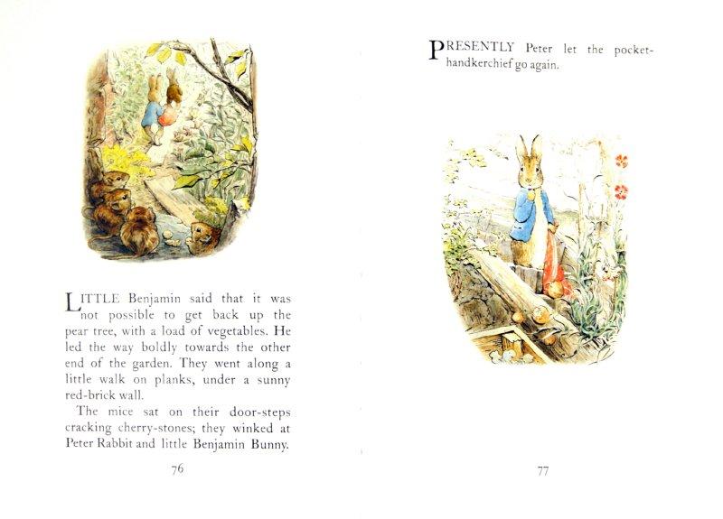Иллюстрация 1 из 15 для Treasured Tales from Beatrix Potter - Beatrix Potter   Лабиринт - книги. Источник: Лабиринт