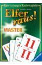 Настольная игра Одиннадцать. Мастер / Elfer raus. Master