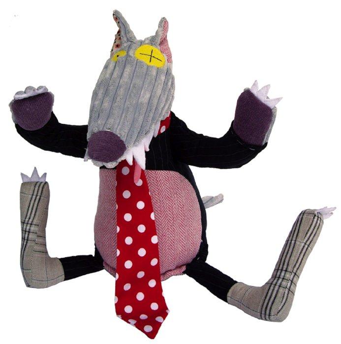 Иллюстрация 1 из 6 для Игрушка Deglingos BigBos/The Wolf-Original (36500) | Лабиринт - игрушки. Источник: Лабиринт