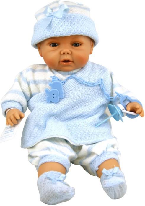 Иллюстрация 1 из 3 для Никки в голубом, 38 см (в коробке) (003802) | Лабиринт - игрушки. Источник: Лабиринт