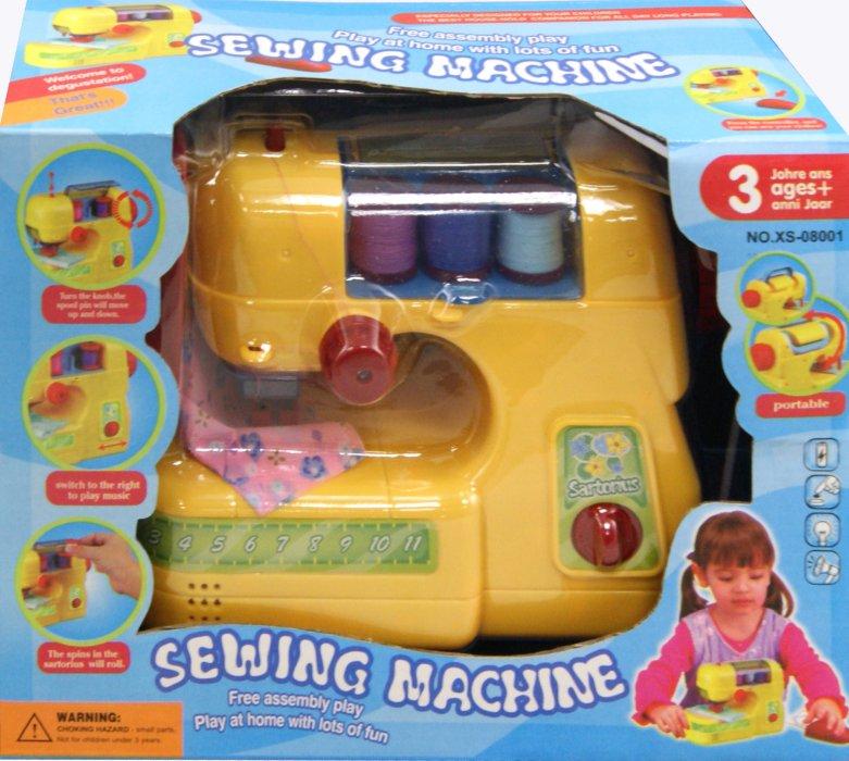 Швейная машинка маленькая Детская