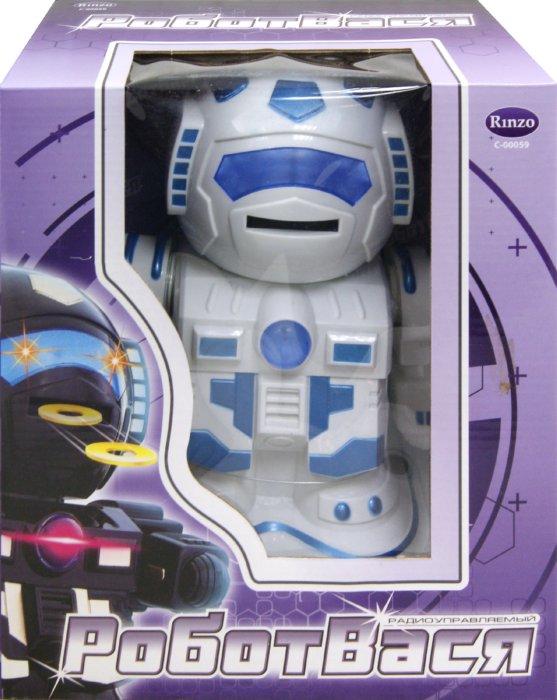 Иллюстрация 1 из 2 для Робот радиоуправляемый (TT333) (C-00059) | Лабиринт - игрушки. Источник: Лабиринт