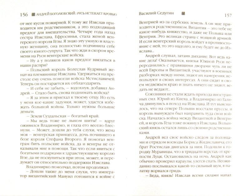 Иллюстрация 1 из 8 для Андрей Боголюбский. Русь истекает кровью - Василий Седугин | Лабиринт - книги. Источник: Лабиринт