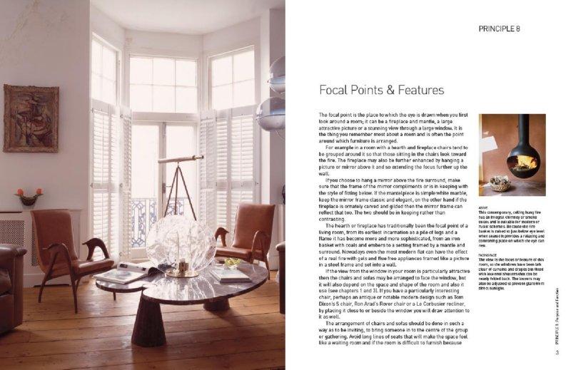 Иллюстрация 1 из 3 для 10 Priciples of Good  Interior Design - Vinny Lee   Лабиринт - книги. Источник: Лабиринт