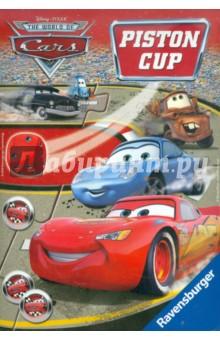 Настольная игра Тачки Piston Cup