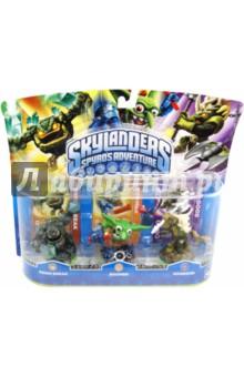Skylanders: Voodood, Boomer, Prism Break