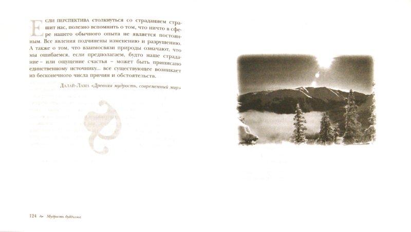 Иллюстрация 1 из 5 для Мудрость буддизма - Мел Томпсон   Лабиринт - книги. Источник: Лабиринт