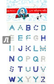 """Наклейки детские """"Английский алфавит"""" (RSS007)"""