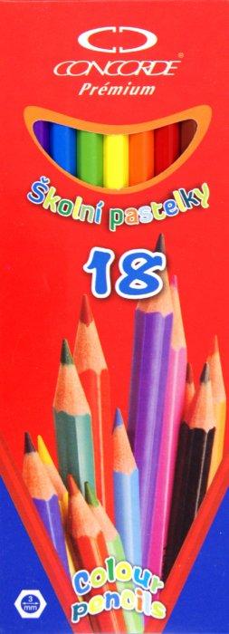 """Иллюстрация 1 из 7 для Карандаши 18 цветов """"Premium"""" (A1021)   Лабиринт - канцтовы. Источник: Лабиринт"""