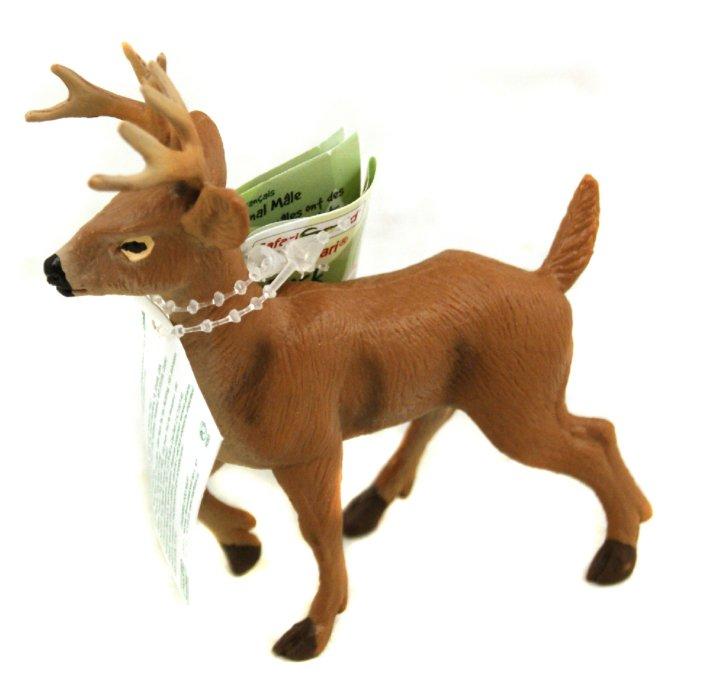 Иллюстрация 1 из 3 для Лесной олень (291229) | Лабиринт - игрушки. Источник: Лабиринт