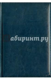 """Ежедневник недатированный """"Мелисса"""" А5, 320 страниц, синий (CA4872)"""