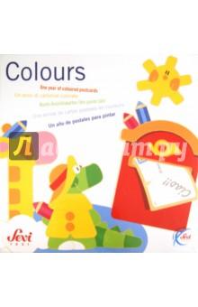 Набор для рисования (фломастеры, раскраски) (82029)