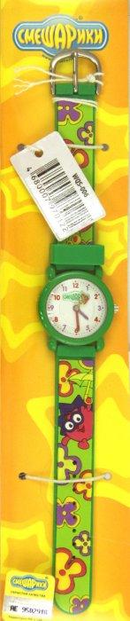 """Иллюстрация 1 из 7 для Часы кварцевые наручные """"Смешарики. Ежик"""" (WQS-006)   Лабиринт - игрушки. Источник: Лабиринт"""
