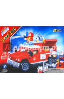 Конструктор Пожарная машина, 242 детали (8316)