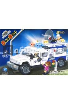 Конструктор Полицейский грузовик, 290 деталей (8343)