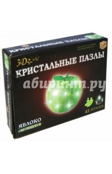 "Головоломка 3D Crystal Puzzle ""Яблоко"" L (HJ023042)"