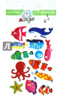 "Наклейки детские ""Море"" (ZF003)"