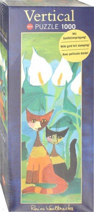 "Иллюстрация 1 из 4 для Puzzle-1000 ""Каллы"" Rosina Wachtmeister (29382) | Лабиринт - игрушки. Источник: Лабиринт"