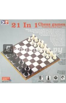 Настольная игра 21 в 1 (337А)