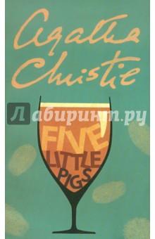 Обложка книги Five Little Pigs (Poirot)