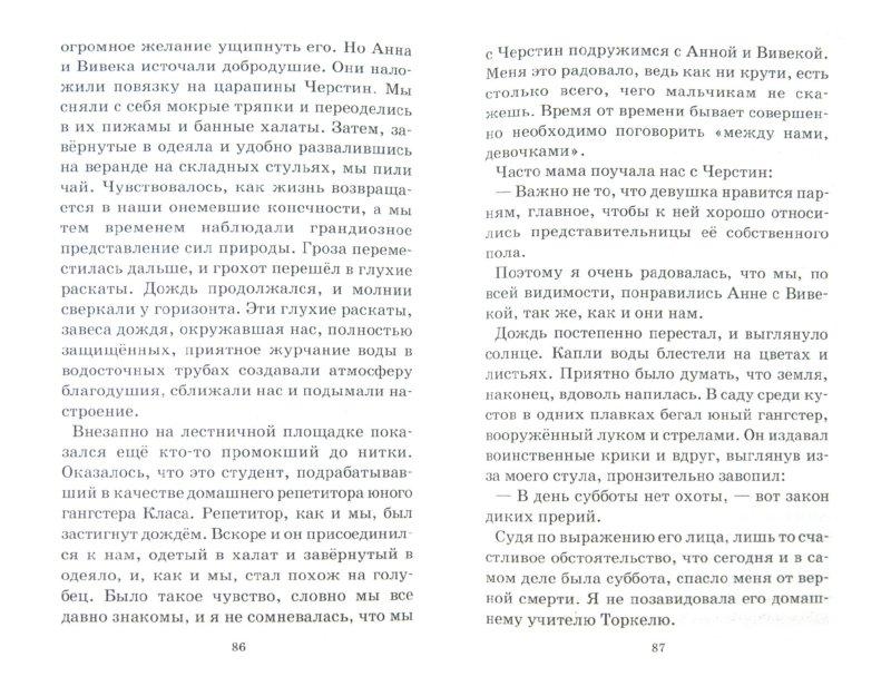Иллюстрация 1 из 9 для Черстин и я - Астрид Линдгрен | Лабиринт - книги. Источник: Лабиринт
