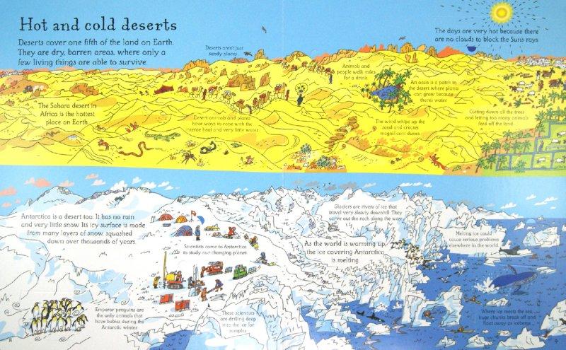 Иллюстрация 1 из 6 для See Inside Planet Earth - Daynes, Allen | Лабиринт - книги. Источник: Лабиринт