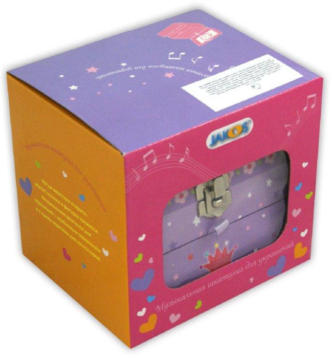 """Иллюстрация 1 из 3 для Шкатулка музыкальная """"Звёздочки"""" (624000)   Лабиринт - игрушки. Источник: Лабиринт"""