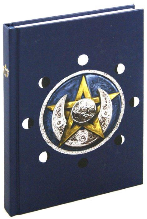 Иллюстрация 1 из 3 для Дневник Лунный круг, А5- (JOU07)   Лабиринт - канцтовы. Источник: Лабиринт
