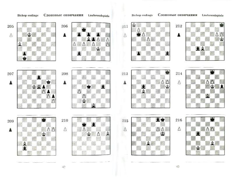 Иллюстрация 1 из 24 для 2000 шахматных задач. 1-2 разряд. Часть 4. Шахматные окончания - Костров, Белявский | Лабиринт - книги. Источник: Лабиринт
