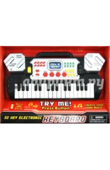 Пианино музыкальное, 32 клавиши (3216С)