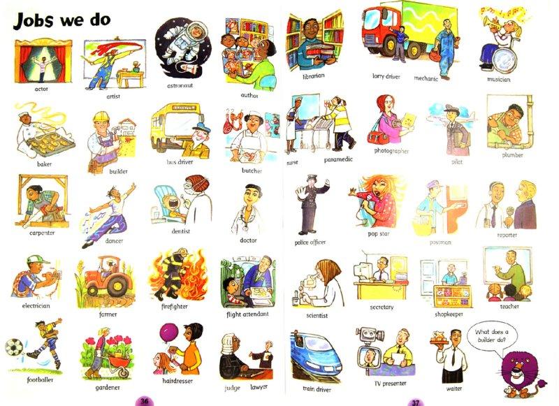 Иллюстрация 1 из 9 для Collins Big Cat Picture Dictionary   Лабиринт - книги. Источник: Лабиринт