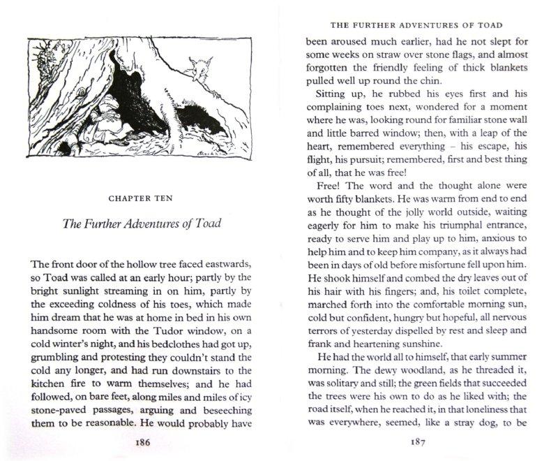 Иллюстрация 1 из 11 для The Wind in Willows - Kenneth Grahame | Лабиринт - книги. Источник: Лабиринт
