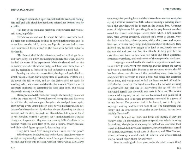 Иллюстрация 1 из 9 для Little Women - Louisa Alcott | Лабиринт - книги. Источник: Лабиринт