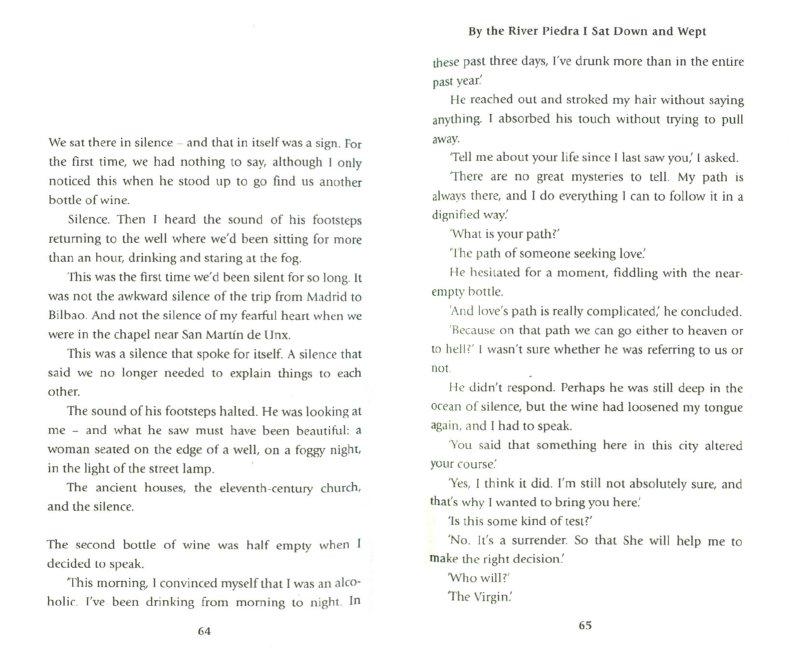 Иллюстрация 1 из 9 для By the River Piedra I Sat Down and Wept - Paulo Coelho | Лабиринт - книги. Источник: Лабиринт