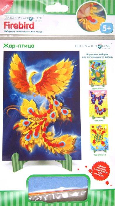"""Иллюстрация 1 из 4 для Набор для аппликации  """"Жар-птица """" (AP00420) Лабиринт - игрушки."""