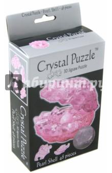 3D головоломка Жемчужина (90221)Головоломки<br>Трехмерная 3D головоломка от CRYSTAL PUZZLE. <br>Количество деталей: 48.<br>Инструкция внутри.<br>Сделано из пластика.<br>Рекомендуемый возраст: от 12 лет.<br>Упаковка: блистер.<br>Сделано в Китае.<br>
