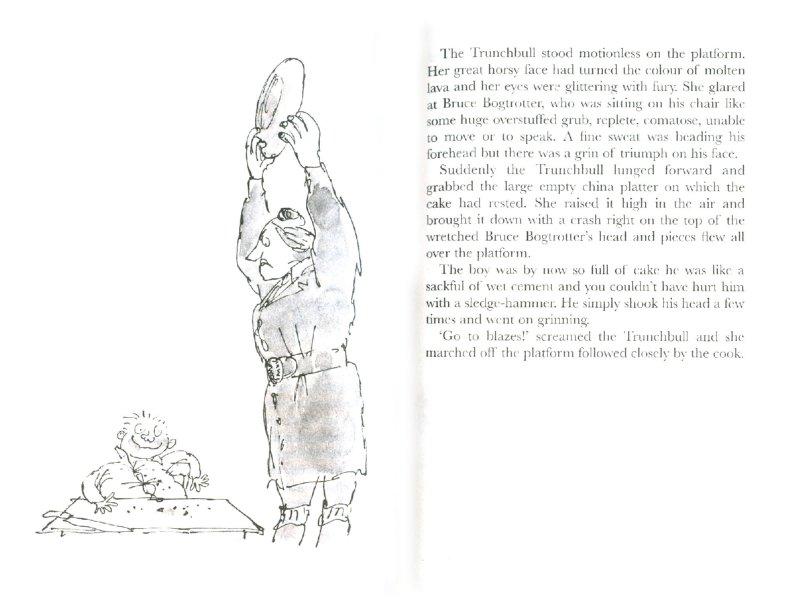 Иллюстрация 1 из 9 для Matilda - Roald Dahl | Лабиринт - книги. Источник: Лабиринт