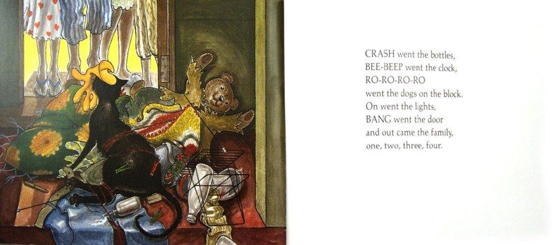 Иллюстрация 1 из 22 для Slinky Malinki (Hairy Maclary and Friends) - Lynley Dodd   Лабиринт - книги. Источник: Лабиринт