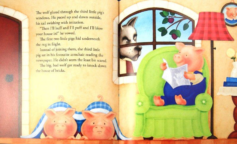 Иллюстрация 1 из 19 для Ladybird Favourite Stories for Boys | Лабиринт - книги. Источник: Лабиринт