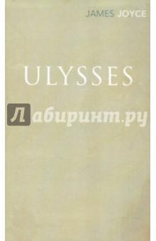 Обложка книги Ulysses