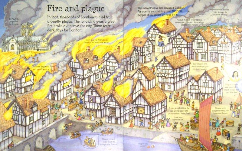 Иллюстрация 1 из 19 для See Inside London - Jones, Ablett   Лабиринт - книги. Источник: Лабиринт