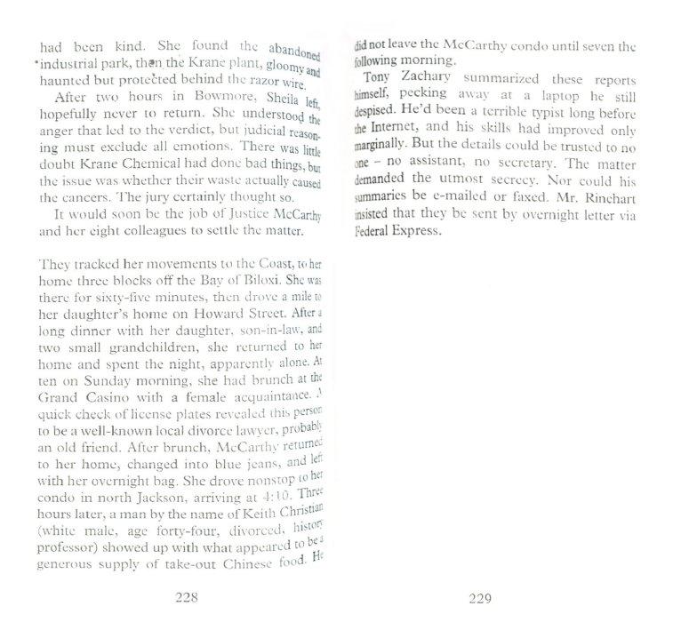 Иллюстрация 1 из 9 для The Appeal - John Grisham | Лабиринт - книги. Источник: Лабиринт