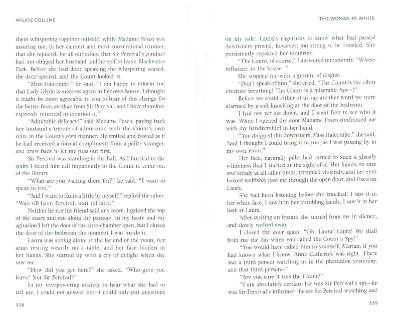 Иллюстрация 1 из 12 для The Woman In White - Wilkie Collins | Лабиринт - книги. Источник: Лабиринт